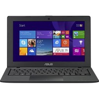 "Asus - 11.6"" Touch-Screen Laptop - Intel Celeron - 4GB Memory - 500GB Hard Drive - Black"