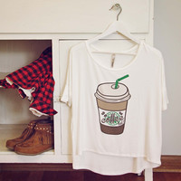Cozy Coffee Tee