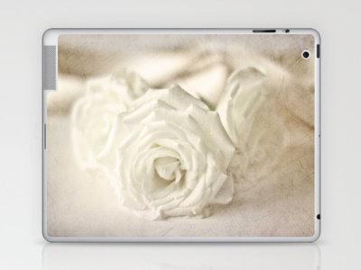 Wilted Roses Fine Art Photographic Print  Laptop & iPad Skin by secretgardenphotography [Nicola] | Society6