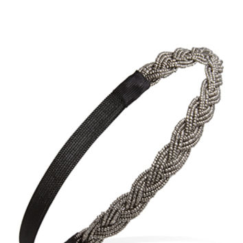 Braided Bead Headband