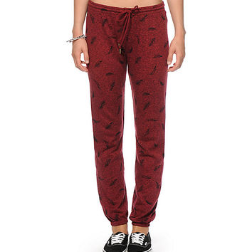 Obey Lola Feather Sweatpants