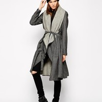 Religion Victorious Wrap Coat