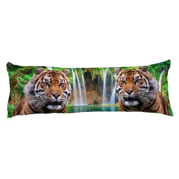 Sumatran Tiger Body Pillow