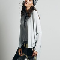 Free People Lux Fine Gauge Pullover