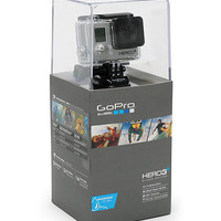 GoPro HERO3+ Silver Edition HD Camera