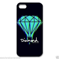Diamond Supply Co. iPhone 4/4s iPhone 5 iPhone 5s iPhone 5c 5C Case Cover NEW