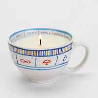 Fortune Teacup Candle