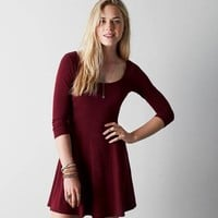 AEO Tie Back Kate Dress