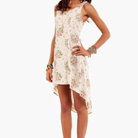 Flora Lace Tank Dress
