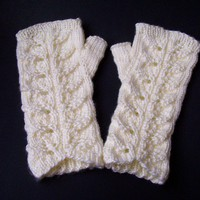Fingerless Mitts on Luulla