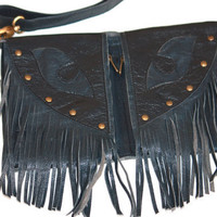 multi chic stylish leather bag
