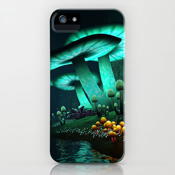Enchanted Forest iPhone & iPod Case by Texnotropio
