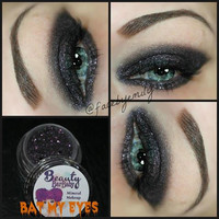 Bat My Eyes Halloween Eyeshadow Mineral Makeup Eye Shadow