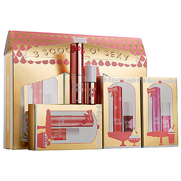 Benefit Cosmetics 3 Scoops O' Sexy