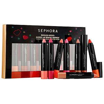 SEPHORA COLLECTION Endless Kisses: Glossy Lip Pencils Edition*