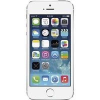 Apple - iPhone 5s 32GB Cell Phone - Silver (Verizon Wireless)