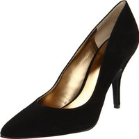 Guess Women`s Lava3 Pump,Black,6.5 M US