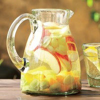 Casa Recycled Glass Pitcher