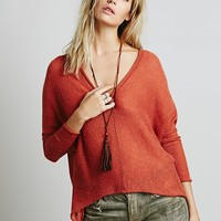 Free People Always Allright Pullover