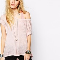 Free People Keep Me T-Shirt