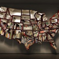 USA Bookshelf by Ron Arad « Artist « Timothy Taylor Gallery