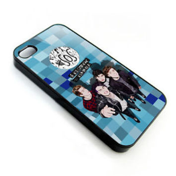 5 seconds of summer SOS iphone ipod 4 4s 5 5s 5c 6 Galaxy S3 S4 S5 note 2 3 case