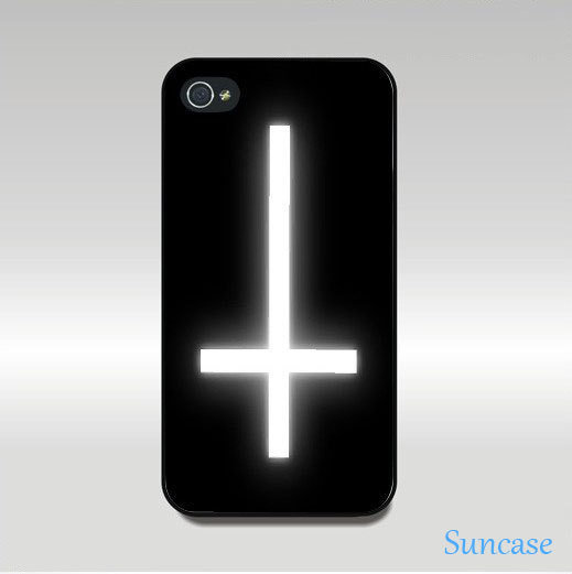 iphone 4 case,iphone 4S case -- updown Cross style