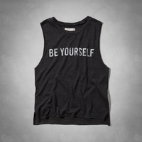 A&F Bullying Prevention Muscle Tank