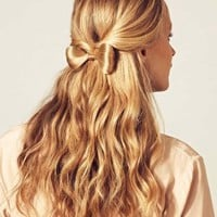 Hershesons Hair Bow Small at asos.com