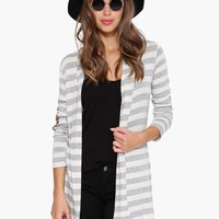 Charly Stripe Cardigan