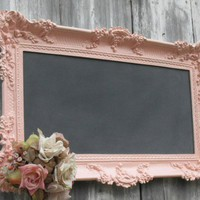 HOLLYWOOD REGENGY WEDDING Chalkboard Pink by RevivedVintage