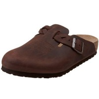 Birkenstock Women`s Boston Clog,Habana,44 N EU