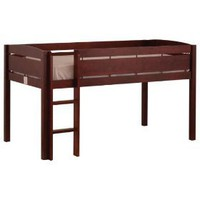 Canwood Whistler Junior Loft Bed - Cherry