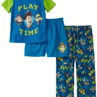 Komar Kids Boys 2-7 Toy Story 3 Piece Pajama