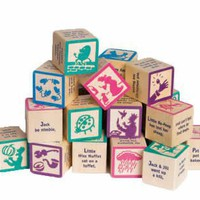 Nursery Rhyme 28 Block Set