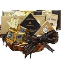 Art of Appreciation Gift Baskets Small With Heartfelt Sympathy