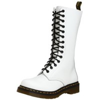 Dr. Martens Women`s 1914 Boot,White,7 UK (US Women`s 9 M)