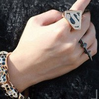 Super Power Bling Bling Statement Ring | LilyFair Jewelry