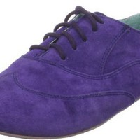 Scarpe Diem Women`s SD1985 Oxford,Under Purple,39 EU/9 M US