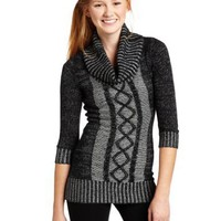 My Michelle Juniors Tunic Sweater