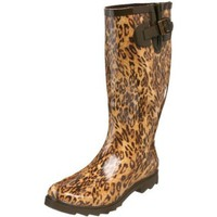 Dirty Laundry Women`s Raindrop Jungle Knee-High Boot,Natural,7 M US