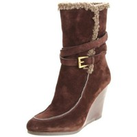 Joan And David Women`s Florita Boot,Brown,9 M US