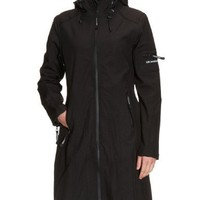 ILSE JACOBSEN Women`s Soft Shell Coat