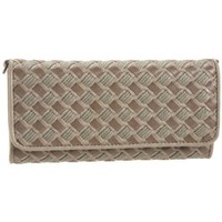 BIG BUDDHA Kyle Clutch,Taupe,one size