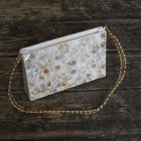 Mother of Pearl Handbag