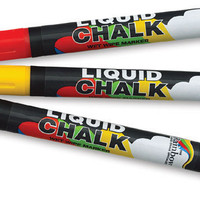 Rainbow Liquid Chalk Markers - BLICK art materials