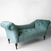 Antoinette Fainting Sofa - Carribean