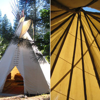 DIY Tepee Workshop