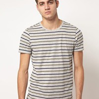 ASOS Stripe T-Shirt at asos.com