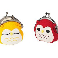 OWL COIN PURSES